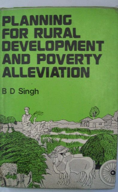 Planning And Rural Development And Poverty Alleviation