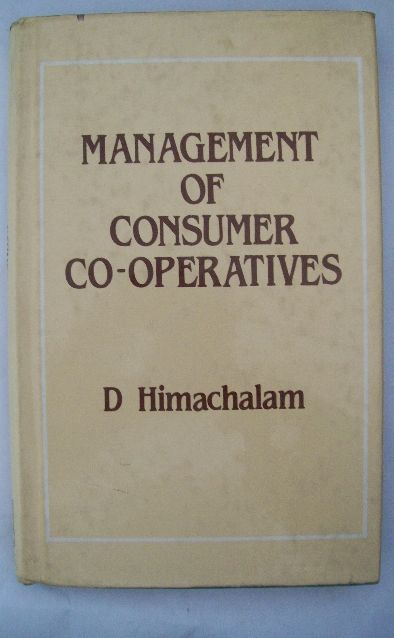 Management Of Consumer Co-Operatives