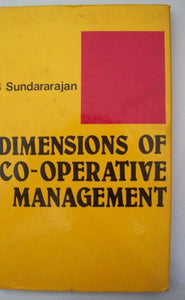 Dimensions Of Co-Operative Management