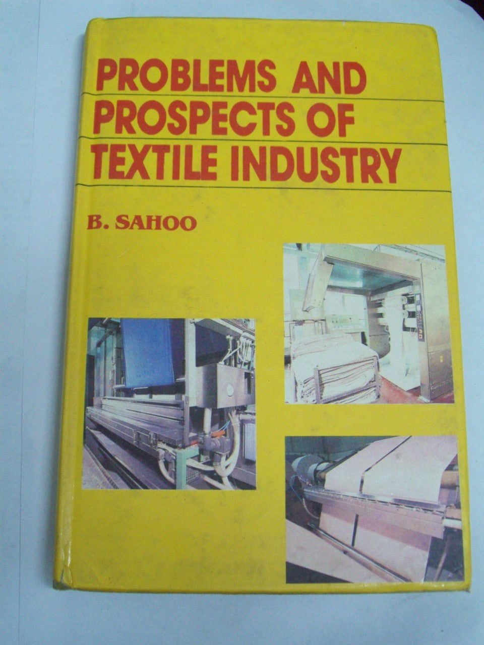 Problems And Prospects Of Textile Industry In India
