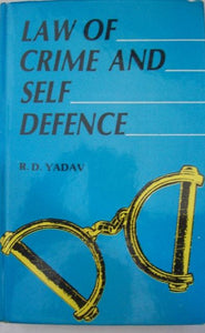 Law Of Crime And Self-Defence
