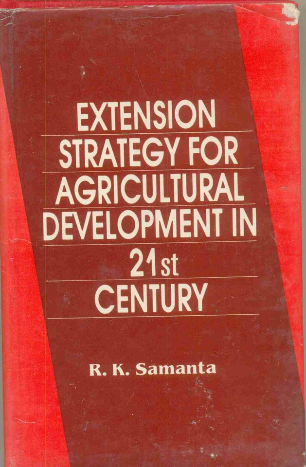 Extension Strategy For Agricultural Development In 21st Century