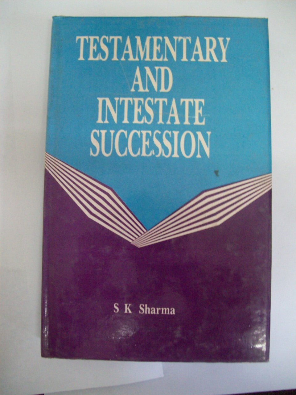 Testamentary And Intestate Succession