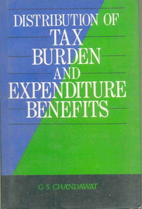 Distribution Of Tax Burden And Expenditure Benefits