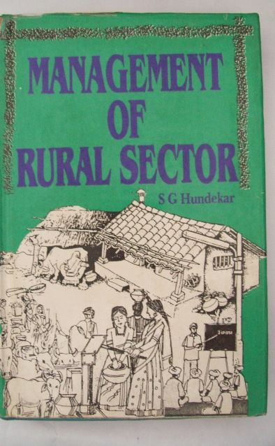Management Of Rural Sector