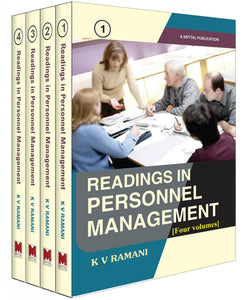 Reading in Personnel Management (4 Volumes)