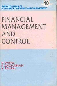 Encyclopaedia Of Economics, Commerce And Management-Financial Management And Control (Vol. 10)