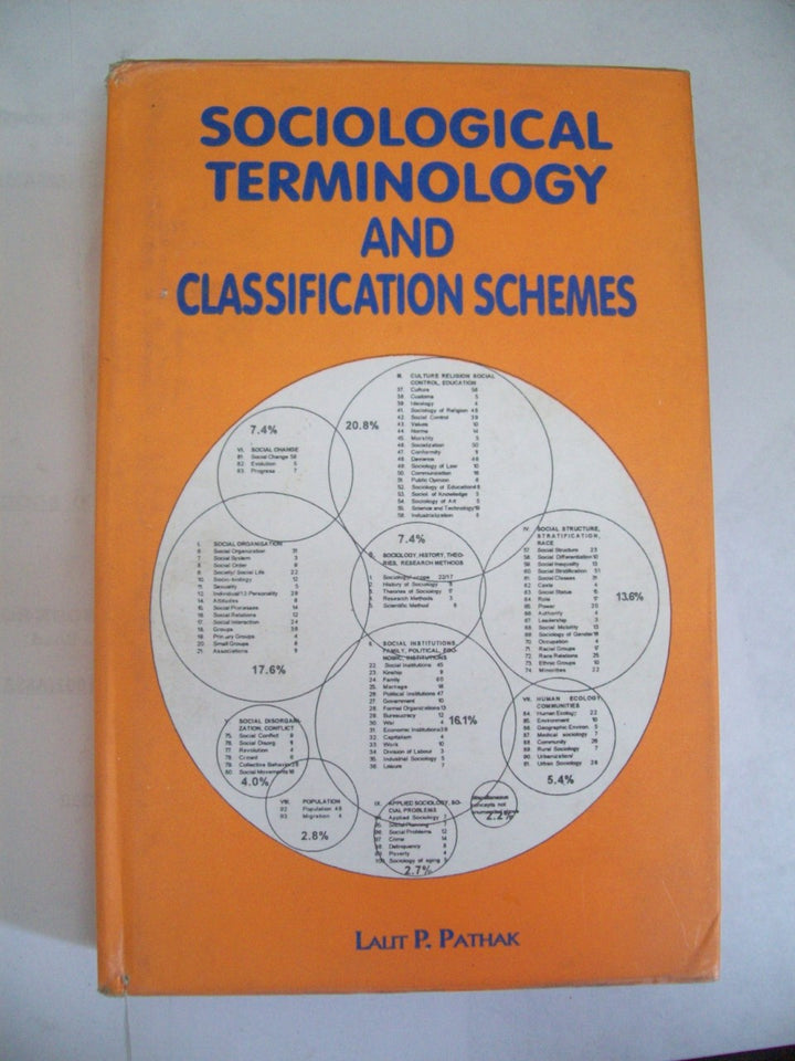 Sociological Terminology And Classification Schemes