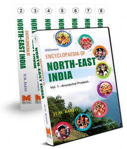 Encyclopaedia of North-East India (8 Volumes)
