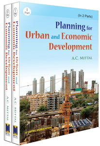 Planning for Urban & Economic Development(2 Parts)
