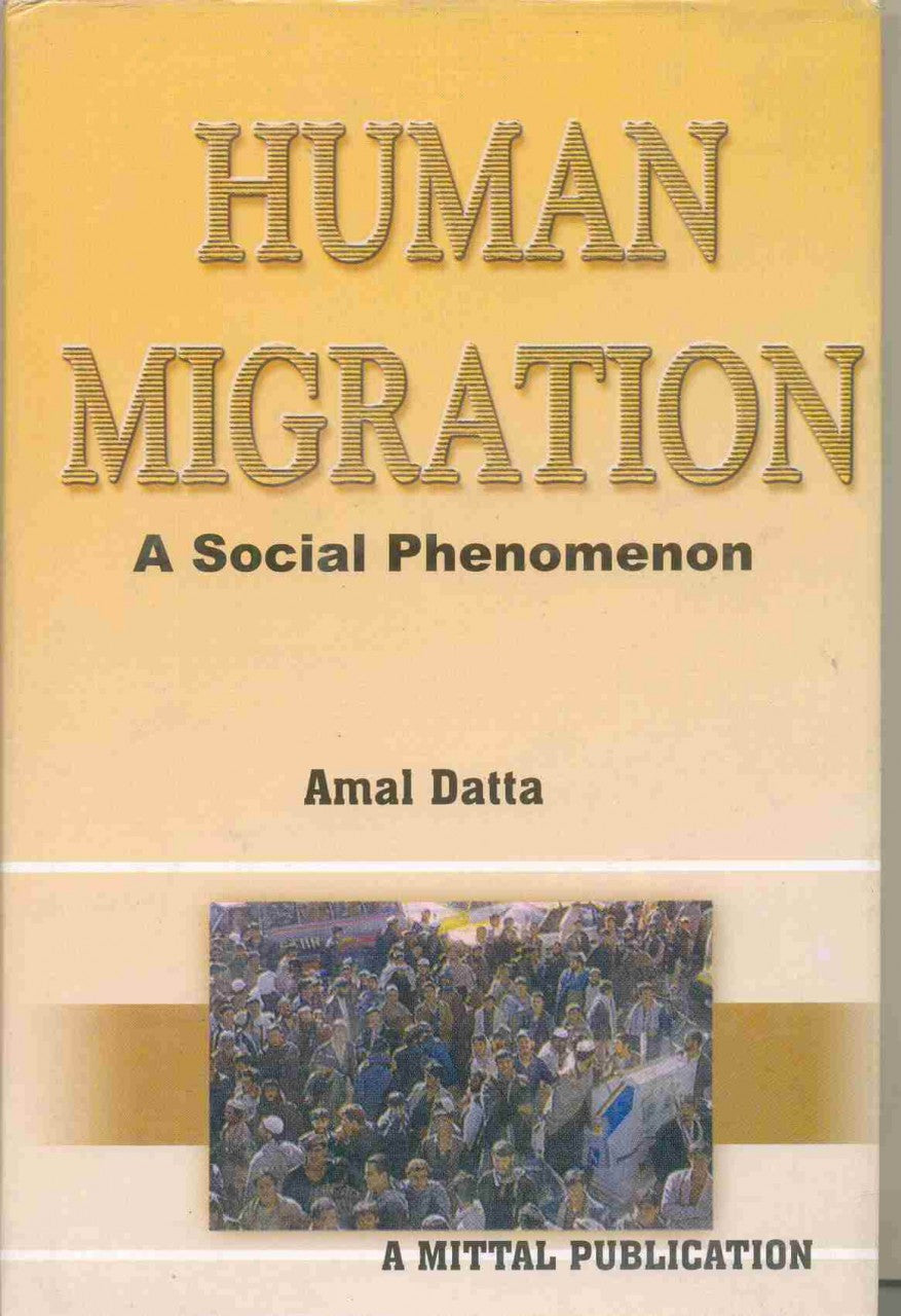 Human Migration-A Social Phenomenon