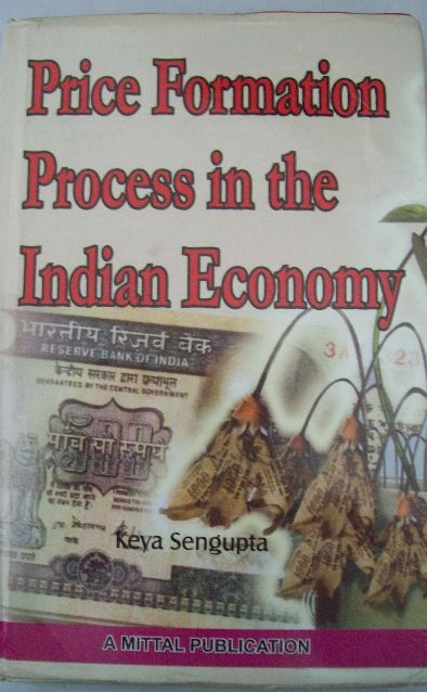 Price Formation Process In The Indian Economy