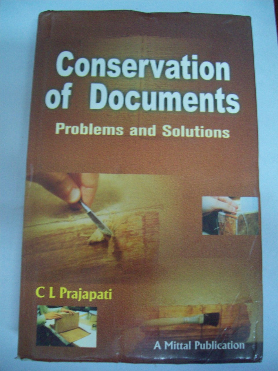 Conservation Of Documents Problems And Solutions