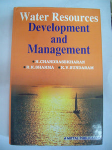 Water Resources Development And Management