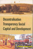 Decentralisation Transparency Social Capital and Development