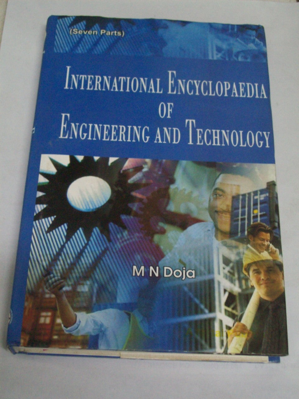 International Encyclopaedia of Engineering and Technology ( 7 Parts)