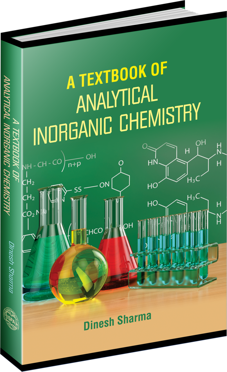 A Textbook of Analytical Inorganic Chemistry