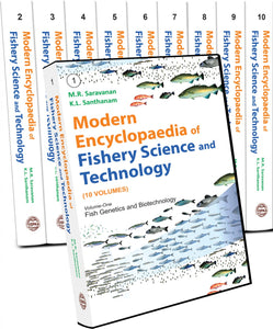 Modern Encyclopaedia of Fishery Science and Technology  (10 Volumes)