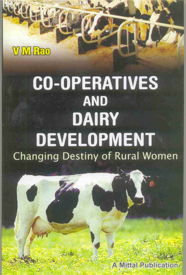 Co-Operatives And Dairy Development-Changing Destiny Of Rural Women