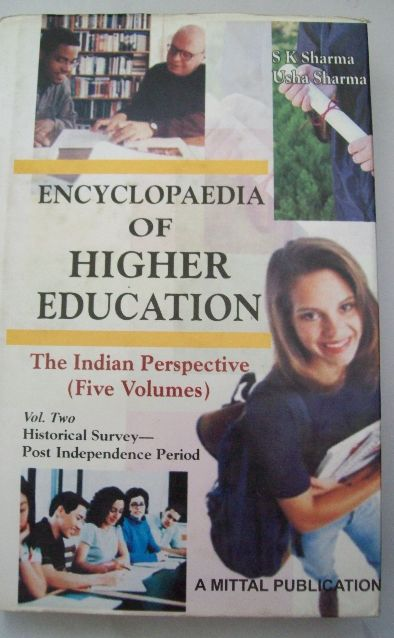 Encyclopaedia of Higher Education (5 Volumes)