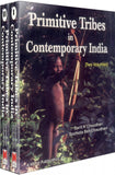Primitive Tribes in Contemporary India (2 Volumes)