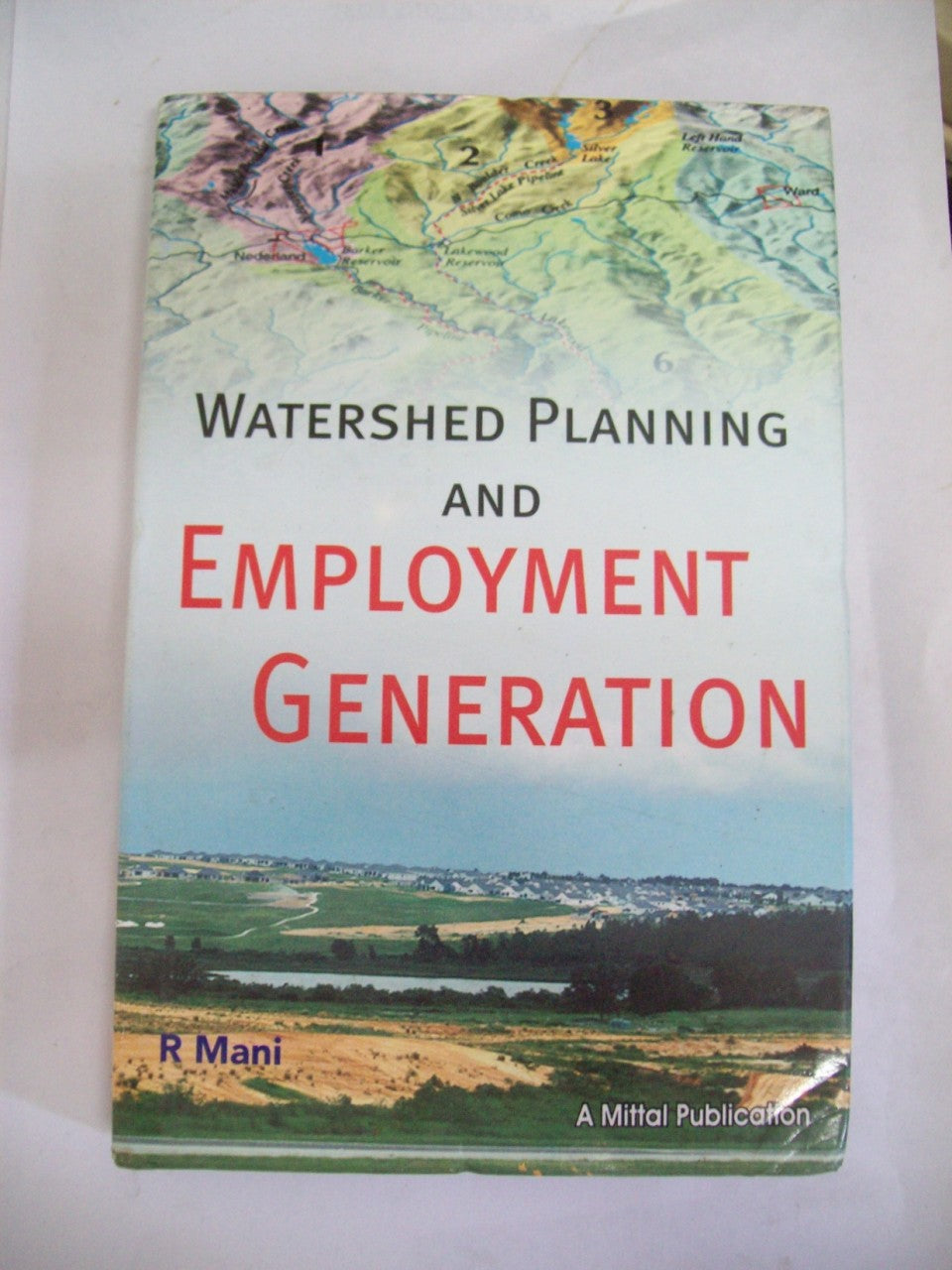 Watershed Planning and Employment Generation
