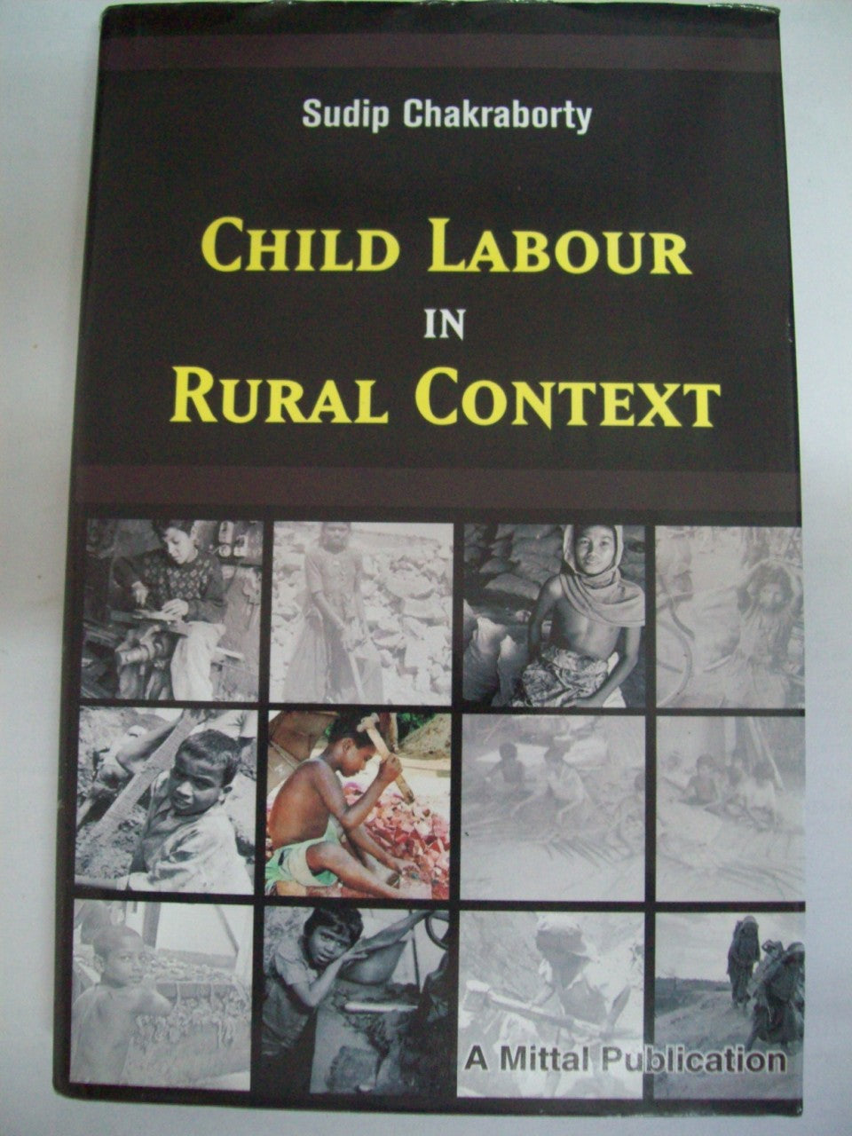 Child Labour In Rural Context