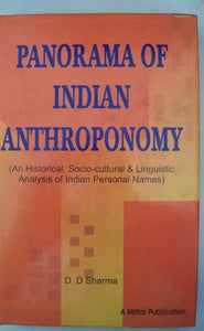 Panorama Of Indian Anthroponomy