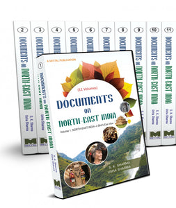 Documents on North-East India (11 Volumes)