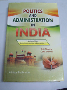 Politics and Administration in India (5 Volumes)