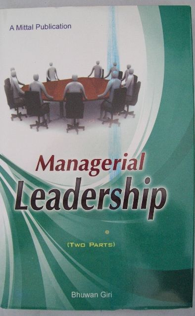 Managerial Leadership(2 Parts)