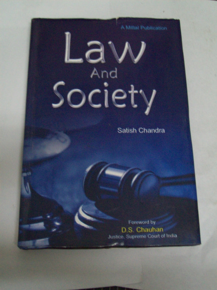 Law and Society - Random Thoughts