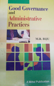 Good Governance and Administrative Practices