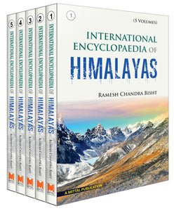International Encyclopaedia of Himalayas (5 volumes)