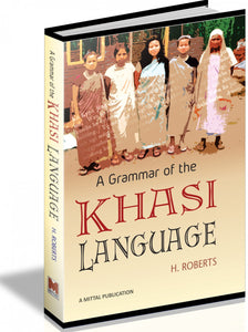 A Grammar Of The Khasi Language