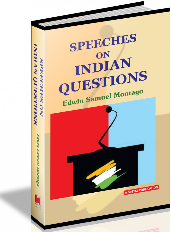 Speeches On Indian Questions