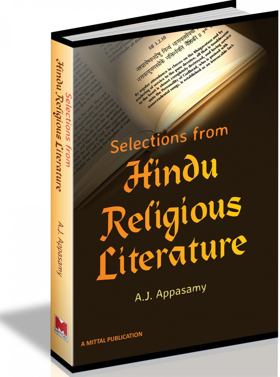 Selections From Hindu Religious Literature
