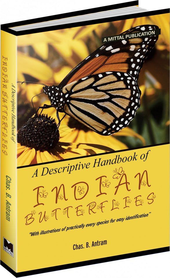 A Descriptive Handbook of Indian Butterflies