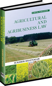 Agricultural and Agribusiness Law