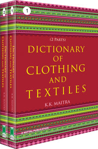 Dictionary of Clothing and Textiles (2 Parts)