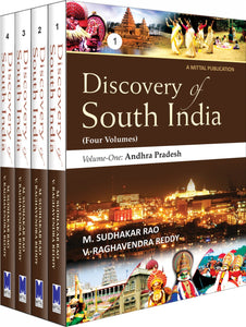 Discovery of South India (4 Volumes)