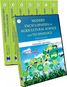 Modern Encyclopaedia of Agricultural Science and Technology (8 Volumes)