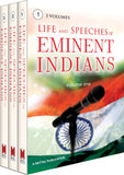 Life and Speeches of Eminent Indians (3 Volumes)