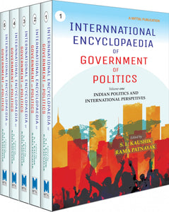 International Encyclopaedia of Government and Politics (5 Volumes)