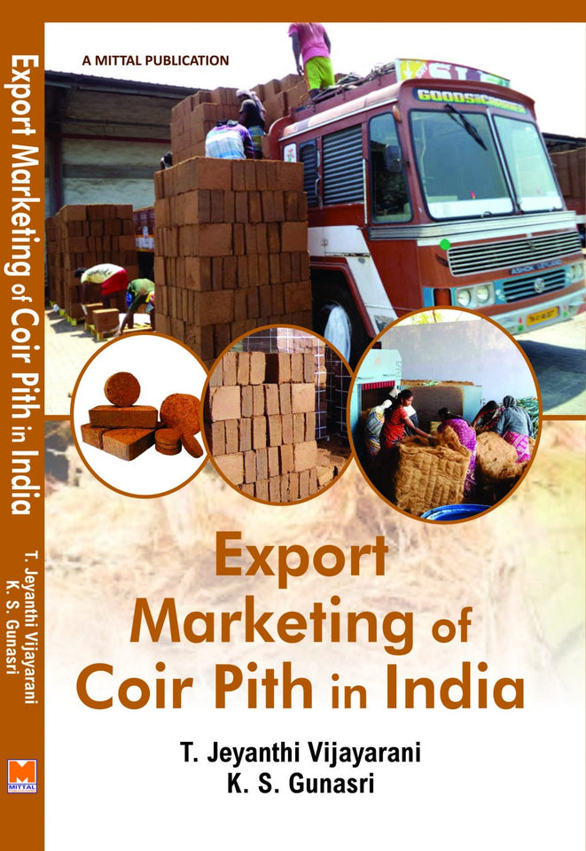 Export Marketing of Coir Pith in India