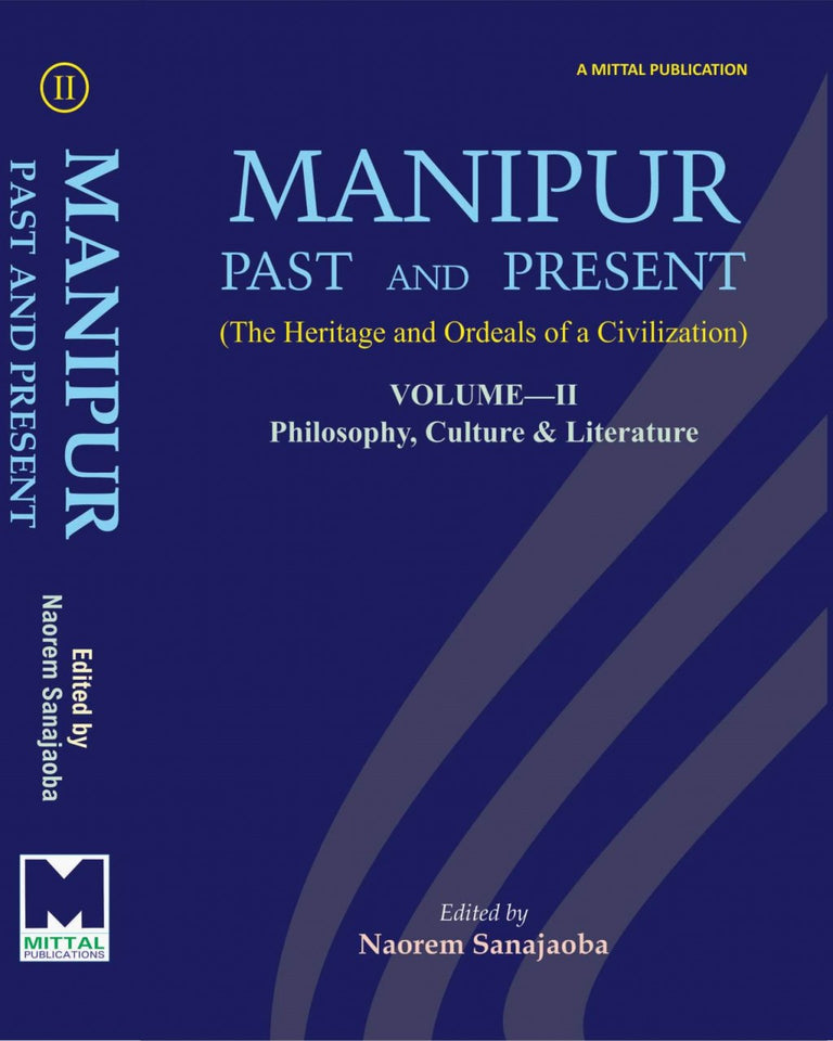 Manipur–Past and Present (Vol.2)