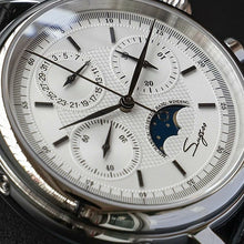 Load image into Gallery viewer, EMPORIO ARMANI AR5905 RoseGold Chronograph Black Dial Men's Wrist Watch