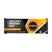 Load image into Gallery viewer, ProPro Peanut Butter & Oats // Cricket Protein Bar