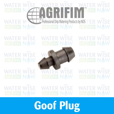 Goof Plugs - Water Wise Now