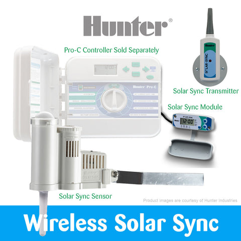 Hunter Solar Sync Sensor - Water Wise Now